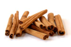 Cinnamon Sticks - the beginning of cinnamon oil.