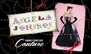 Angela Johsnon - How cute is her muse?